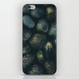 Rock hard iPhone Skin