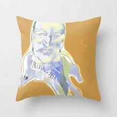 Ingmar Bergman Throw Pillow