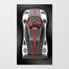 Super Car 09 Canvas Print