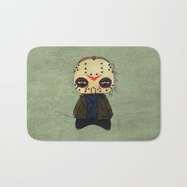 A Boy - Jason ( Friday the 13th) Bath Mat