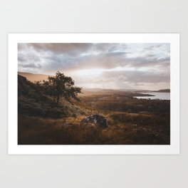 Wester Ross - Landscape and Nature Photography Art Print