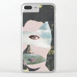 Ocean Pop Clear iPhone Case