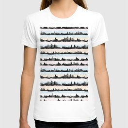 Cities T-shirt
