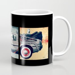 DeLorean DMC-12 - Cinema Classics Coffee Mug