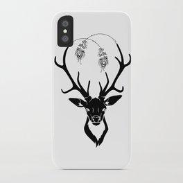 Deer Magic iPhone Case