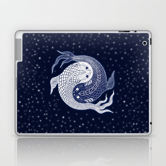 shuiwudao in space Laptop & iPad Skin
