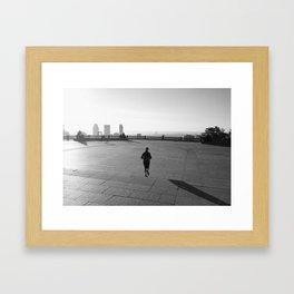 Mont-Royal Framed Art Print