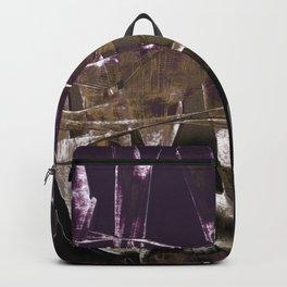 Purple Royale Backpack