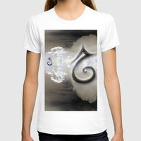 swan queen T-shirts featuring Swan by CrismanArt