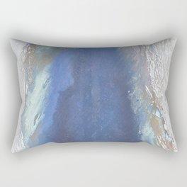 Planetary Channel Rectangular Pillow