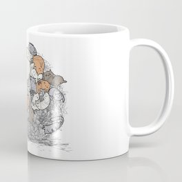 Hairball Buddies Coffee Mug
