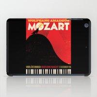 mozart iPad Cases featuring NUR EINE NACHT! by Thomas Sullivan