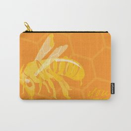Bee You Tiful  Carry-All Pouch
