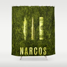 Pablo Said This Was Dope Shower Curtain