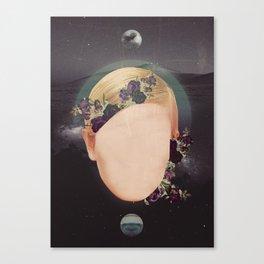 COSMIC PORTRAITS//04 Canvas Print