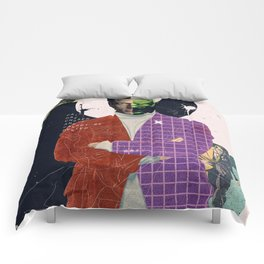 Fate Has Chosen And Cannot Be Denied Comforters