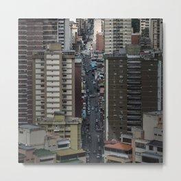 Ciudad de Caracas - Venezuela Metal Print
