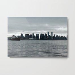 Our City Metal Print