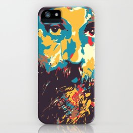 Osho iPhone Case