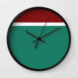 Parting the Sea of Lust Wall Clock