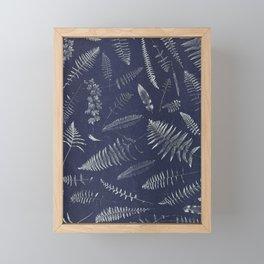 Botanical Fern Framed Mini Art Print