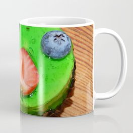 Confectionery handmade sweets, cakes and eclairs Coffee Mug