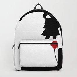 war is over banksy Backpack