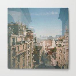 Montparnasse Metal Print