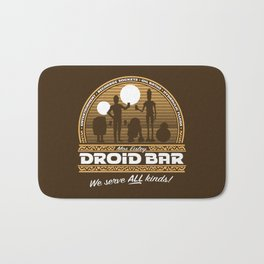 Droid Bar Bath Mat