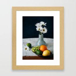 Citrum Framed Art Print