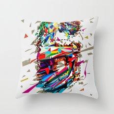 6th Anniversary Throw Pillow