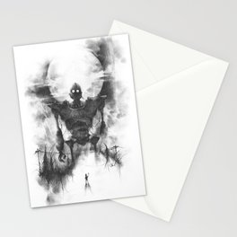 The Iron Intruder Stationery Cards