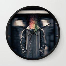Arrival Wall Clock