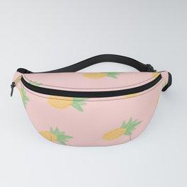 Pineapple - Light Pink Fanny Pack