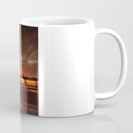 Cromer Pier Sunrise Coffee Mug