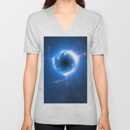 Supermassive Blackhole Unisex V-Neck