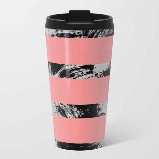 blocks #1 Metal Travel Mug