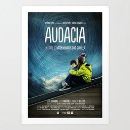 Audacia - Short Film Art Print