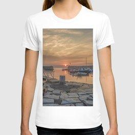 Summer sunset at Lanes Cove T-shirt