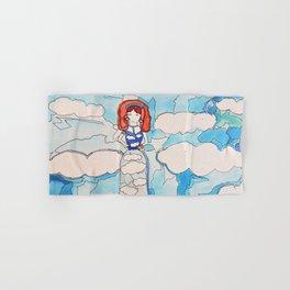 Sky Girl Hand & Bath Towel