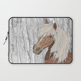 Haflinger Horse Laptop Sleeve