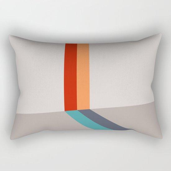 Poligonal 178 Rectangular Pillow