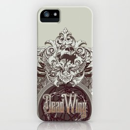 Dead Wing iPhone Case
