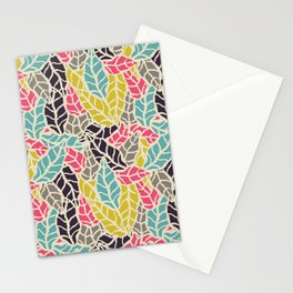 Nature leaves 003 Stationery Cards