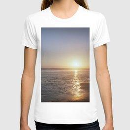 Sunset - La Palmyre, France T-shirt