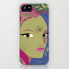 Faerie Forest iPhone Case