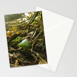 you make me feel all mushy inside; i know that in you i can confide! Stationery Cards