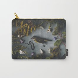 Bird + Snake Carry-All Pouch