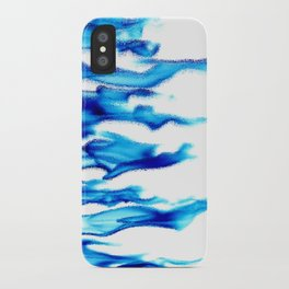 Fire Water iPhone Case