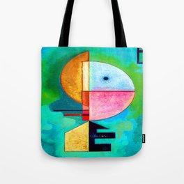 Kandinsky Upward Tote Bag
